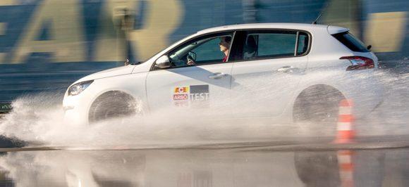 2015 GTÜ test letných pneumatík