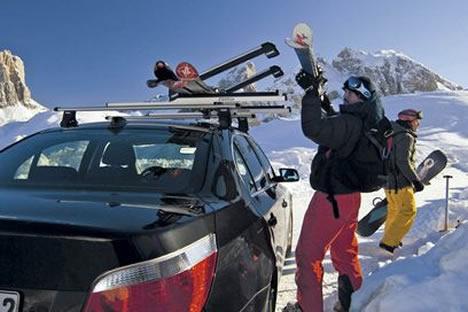 Chystáš sa na lyžovačku?– Takto priprav svoje auto!