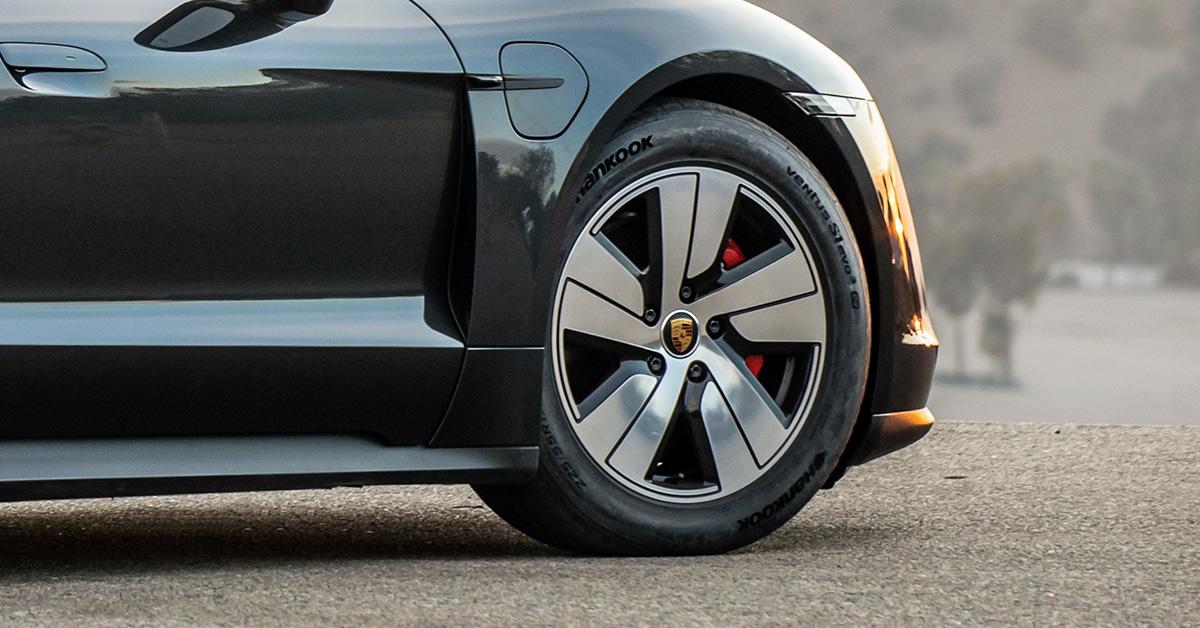 Hankook Porsche Taycan