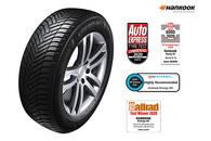 Celoroční pneumatiky Hankook Kinergy 4S 2