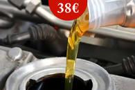 Výmena oleja
