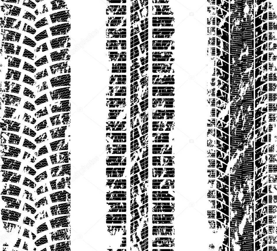 gumiabroncs mintázata